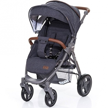 ABC Design Buggy Avito Graphite Grey
